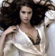 Μια Ελληνίδα στη Victoria's Secret