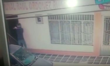 Σοκαριστικό  βίντεο: 25χρονη δημοσιογράφος εκτελείται εν ψυχρώ λίγο πριν ξεκινήσει την εκπομπή της