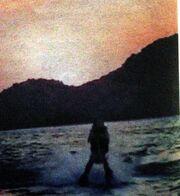 Άλκις Κούρκουλος-Ευγενία Δημητροπούλου: Το ερωτικό τους καλοκαίρι στα Κύθηρα (φωτό)