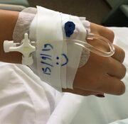 Στο νοσοκομείο η Σπυροπούλου πριν την πρεμιέρα της