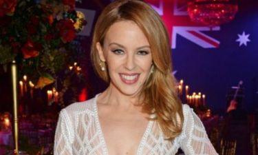 Έχετε δει τον νέο «αγαπημένο» της Kylie Minogue; Kάντε έναν κόπο, γιατί... αξίζει!