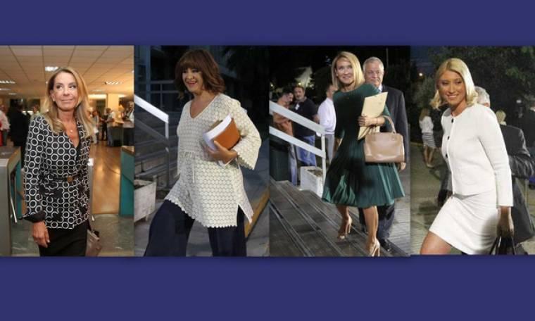 Τι φόρεσαν οι κυρίες του debate και πόσο κόστισαν τα επώνυμα ρούχα τους