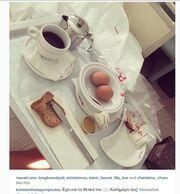 Κωνσταντίνα Σπυροπούλου: Η νέα της φωτογραφία από το νοσοκομείο και το μήνυμά της!