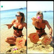 Κατερίνα Λάσπα: Η φωτογραφία της στο Instagram, που μας έκανε να ζηλέψουμε