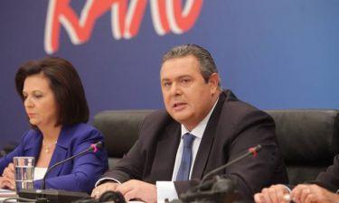 Εκλογές 2015 – Καμμένος: Έχουμε πρώτο το «καραβάκι» που λέγεται Ελλάδα