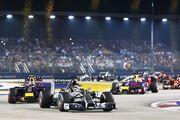 Το Grand Prix Σιγκαπούρης στον Alpha