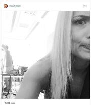 Μαρία Ηλιάκη: Η φωτογραφία από το τρέιλερ του «Πρωινό» και η «απειλή!