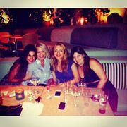 Τα κορίτσια της «Εθνικής Ελλάδος» βγήκαν για φαγητό!