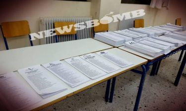 LIVE BLOG - CHAT: Οι Έλληνες στις κάλπες - Όλη η διαδικασία
