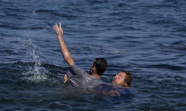 Εξάχρονο κοριτσάκι ανασύρθηκε νεκρό από το ναυάγιο στη Μυτιλήνη