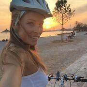 Μαριέττα Χρουσαλά: Ποδηλατάδα δίπλα στην θάλασσα!