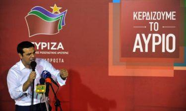 Αποτελέσματα εκλογών 2015 – Σήμερα ορκίζεται πρωθυπουργός ο Τσίπρας