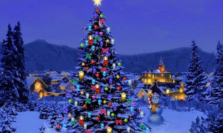 Ο καιρός χάλασε και «της μύρισαν Χριστούγεννα»!