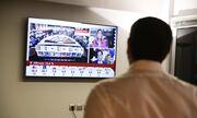 O Τσίπρας με την Μπαζιάνα στην Κουμουνδούρου λίγο μετά την ανακοίνωση των exit polls
