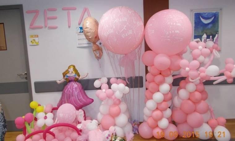Σοκ: Στην εντατική η Ζέτα Θεοδωροπουλου μετά τη γέννηση της κόρης της (Nassos blog)