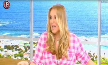 Το «καρφί» συνεργάτη της Ναταλίας on air και η απάντησή της: «Σε σιχαίνομαι…»!