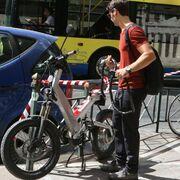 Το... μοτοποδήλατο του Αποστόλη Τότσικα