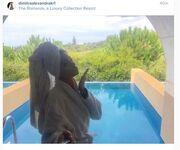 Δήμητρα Αλεξανδράκη: «Σκορπά εγκεφαλικά» φορώντας μόνο το μπουρνούζι της