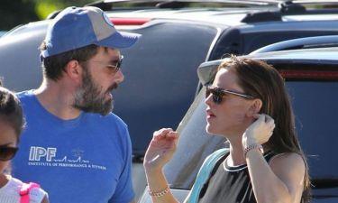 Garner-Affleck: Ένταση στο πρώην ζευγάρι σε… οικογενειακή βόλτα