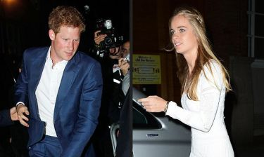 Η πρώην του πρίγκιπα Χάρι πήρε τη θέση της Kate Moss