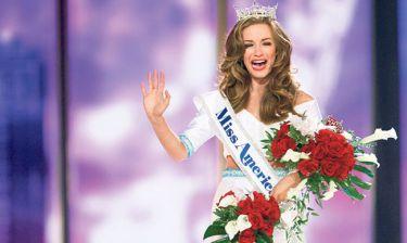 Μπέτυ Καντρέλ: «Είμαι μεγάλη τιμή ο τίτλος Miss America 2016»