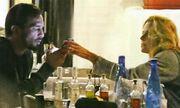 Τζένη Μπαλατσινού: Τρυφερές φωτογραφίες από την απόδρασή της με τον 35χρονο σύντροφό της