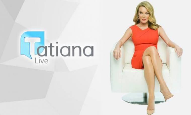 «Χτύπησε» κόκκινο η τηλεθέαση στο Tatiana live