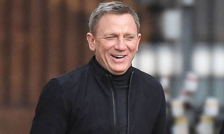 Daniel Craig: Ο πιο… μέθυσος James Bond!