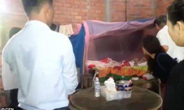 Βιετνάμ: Μυστηριώδης ασθένεια «έφαγε» το πρόσωπο 51χρονου άντρα (εικόνα)