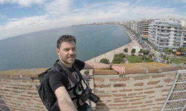 Στην Θεσσαλονίκη το Happy Traveler