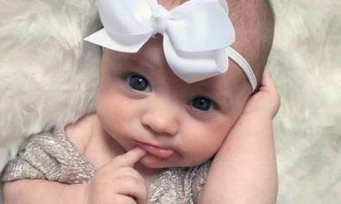 Αυτό είναι το μωρό, που σίγουρα έχει περισσότερους followers από εσένα