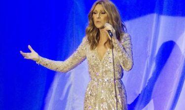 Celine Dion: Η συγκινητική αφιέρωση στον άνδρα της κατά την διάρκεια συναυλίας