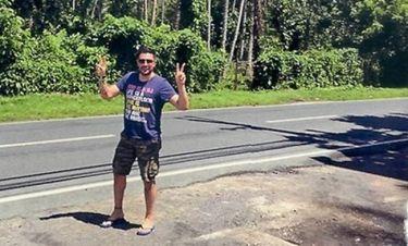 Γιώργος Χειμωνέτος: Το ταξίδι του στις Φιλιππίνες