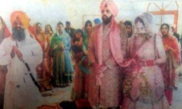 Ζευγάρι Ινδών έκανε Bollywood τα Χανιά