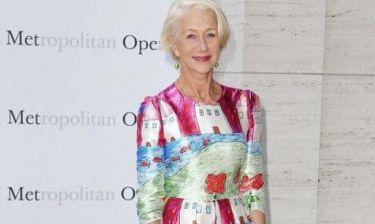 Μα πόσο cool: Η εμφάνιση της Helen Mirren που αξίζει χειροκρότημα!