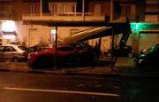 Martin Caseres: Μέθυσε, τράκαρε και… διέλυσε την Ferrari του
