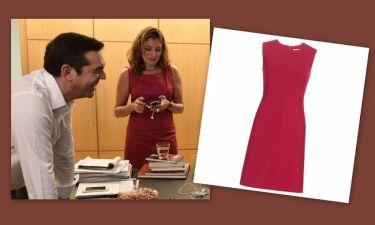 Αυτό το φόρεμα έβαλε η Μπέτυ Μπαζιάνα το βράδυ των εκλογών