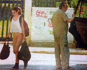Τόλης Βοσκόπουλος: Αφοσιωμένος στην κόρη του μετά την περιπέτεια υγείας του! (φωτό)