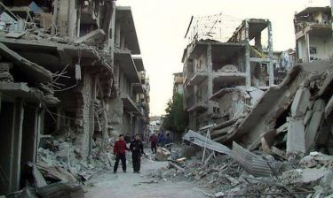 Ξεκίνησαν οι ρωσικές επιδρομές στη Συρία