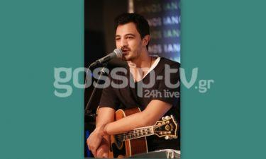 Δήμος Αναστασιάδης: Παρουσίασε το νέο του άλμπουμ