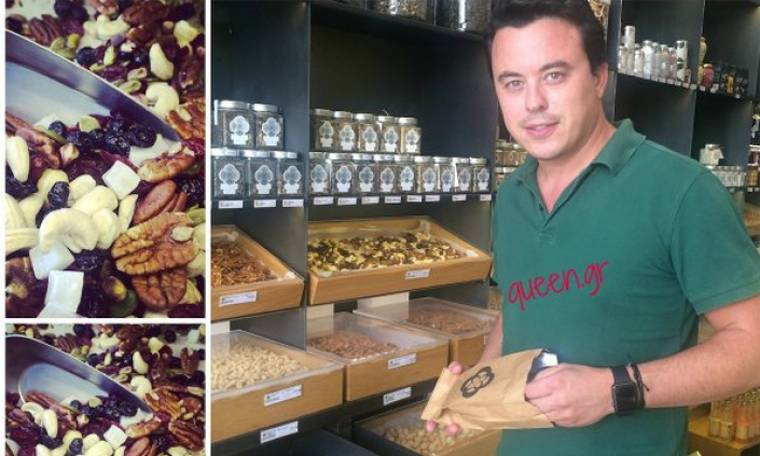 Healthy positive eating is the new thing & Era Nuts has it all !!!  (Γράφει η Majenco στο queen.gr)