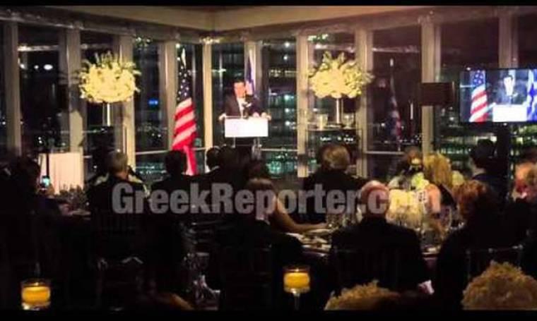 Τσίπρας σε ομογενείς επιχειρηματίες: Επενδύστε στην Ελλάδα, τώρα είναι η ώρα (vid)