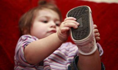 Πως θα διαλέξετε τα πρώτα παπουτσάκια του παιδιού σας