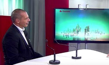 Νέες αποκαλύψεις Βαρουφάκη για Σόιμπλε και Τσίπρα (video)