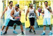 Αναδιώτης-Αλεξάνδρου: Γυμνάζονται παίζοντας μπάσκετ