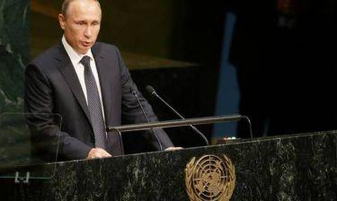 Συγκλονιστική ομιλία Πούτιν: Ποιος διάολο εξόπλισε το ISIS και ποιος αγοράζει το πετρέλαιο;