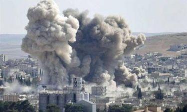 Μη επανδρωμένο αεροσκάφος έπληξε κομβική θέση των τζιχαντιστών στη Συρία