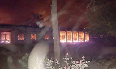 Αφγανιστάν: Εννέα νεκροί από (αμερικανικό;) βομβαρδισμό σε νοσοκομείο των Γιατρών Χωρίς Σύνορα