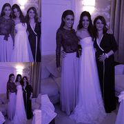 Ελένη Φουρέιρα: Νέες φωτογραφίες από το γάμο της αδελφής της