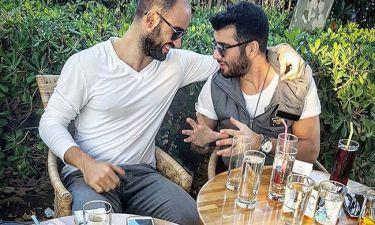 Μάνος Ιωάννου: Για καφέ με τον μπατζανάκη του, Βασίλη Σπανούλη